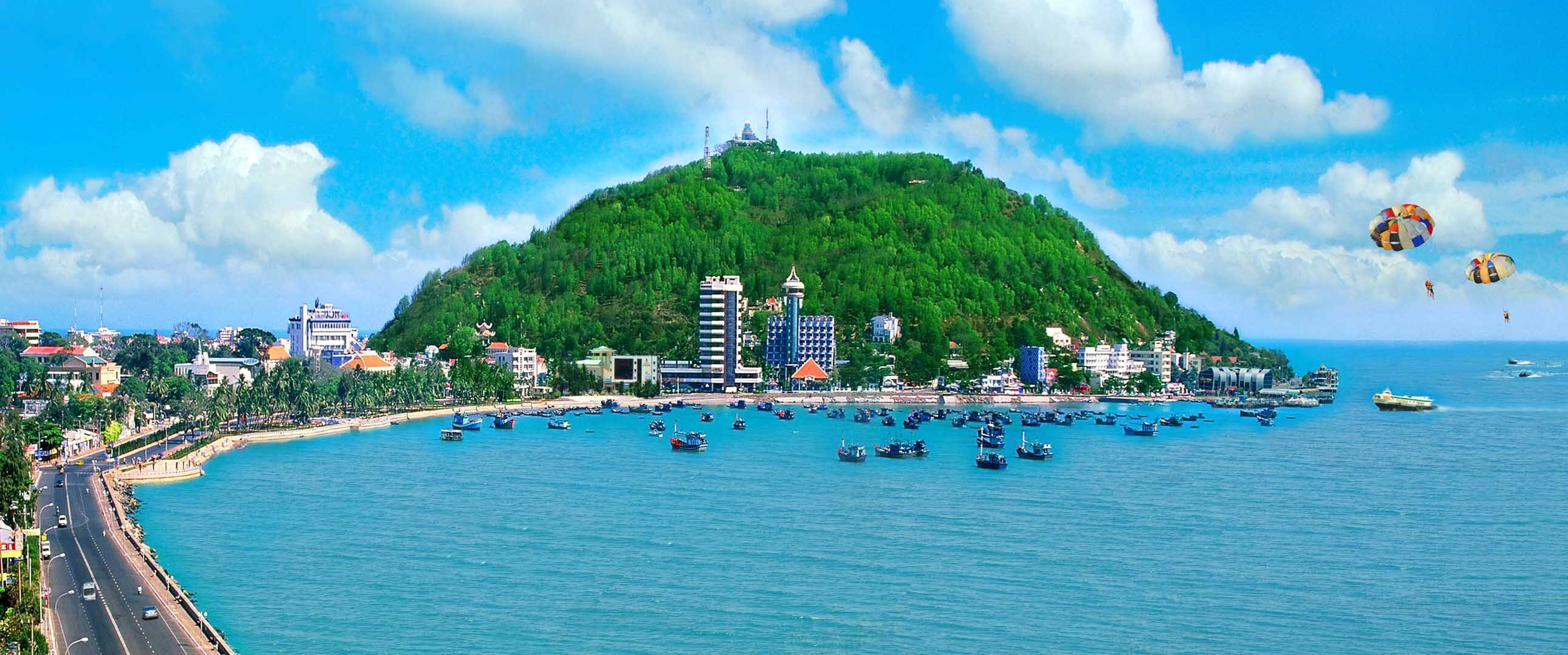 Tour du lịch TP.Hồ Chí Minh - Vũng Tàu