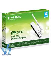 TP-LINK Archer T2UH - USB thu Wifi băng tần kép 2.4Ghz/5Ghz