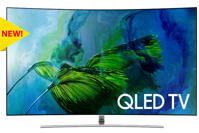 Smart Tivi QLED Samsung QA65Q8C (QA-65Q8C) - 65 inch, 4K - UHD (3840 x 2160)