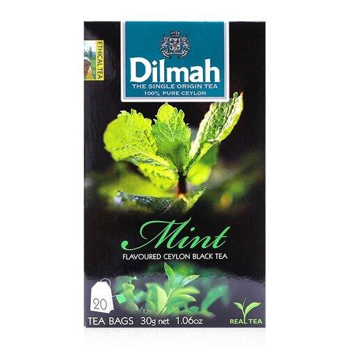 Trà bạc hà Dilmah hộp 30g