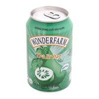 Trà bí đao Wonderfarm lon 310ml