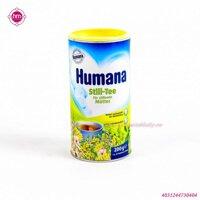 Trà cốm tăng tiết sữa Humana Still 200g