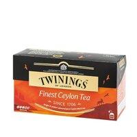 Trà đen túi lọc Twinings - 25 túi