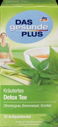 Trà Detox Das gesunde Plus