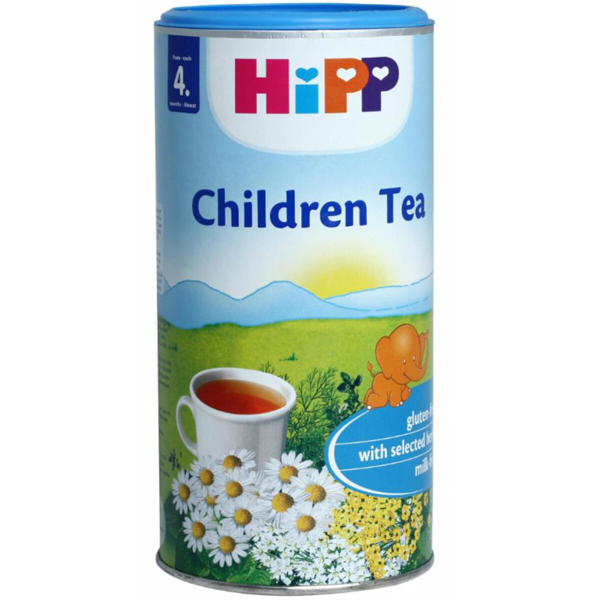 Trà dinh dưỡng hòa tan Hipp nhũ nhi