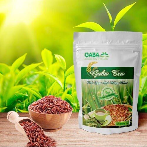 Trà gạo lứt nảy mầm GABA