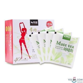 Trà giảm cân Organic Mate Tea