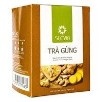 Trà Gừng - Ginger Tea Shevia 10g