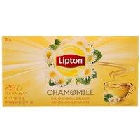 Trà Hoa Cúc Lipton Chamomile (25 Gói x 1g)