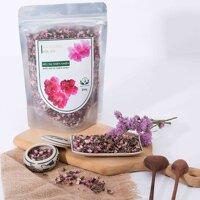 Trà hoa đào sấy khô mộc sắc gói 500g
