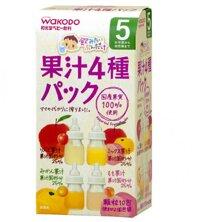 Trà hoa quả Wakodo cho bé