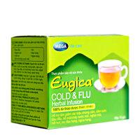 Trà thảo dược Eugica từ 14 loại thảo dược - Hộp 10 gói