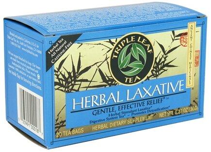 Trà Thảo dược thải độc Herbal Laxative