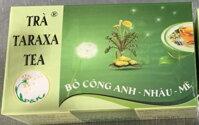 Trà túi lọc Taraxa Tea hộp 80g