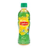 Trà xanh vị chanh mật ong Lipton chai 350ml