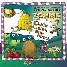 Trái Cây Đại Chiến Zombie - Tập 7 - Chiến Binh Anh Hùng