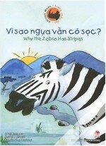 Trăng Châu Phi - Vì Sao Ngựa Vằn Có Sọc