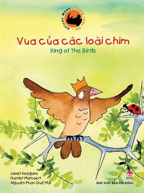 Trăng Châu Phi - Vua Của Các Loài Chim