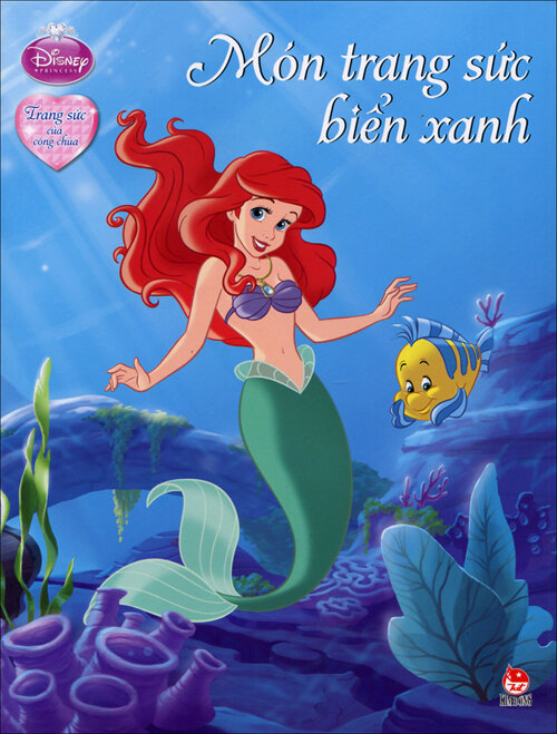 Trang sức của công chúa - Món trang sức biển xanh (Disney)
