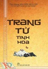 TRANG TỬ TINH HOA(2013)
