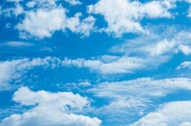 Tranh bầu trời trang trí bàn thờ VTC BG0010
