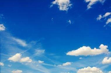 Tranh bầu trời trang trí bàn thờ VTC BG0002