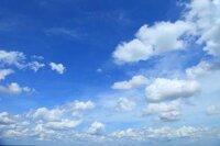 Tranh bầu trời trang trí bàn thờ VTC BG0006