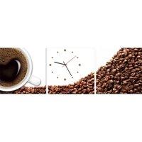Tranh đồng hồ cà phê TDH 13