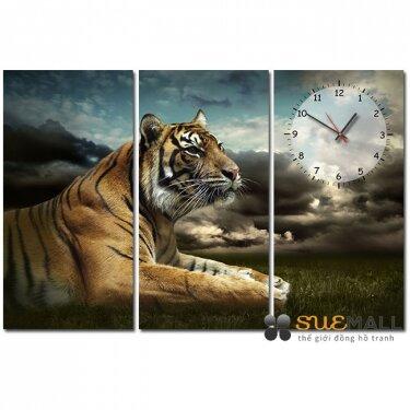 Tranh đồng hồ Suemall DV140703