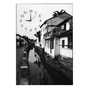 Tranh đồng hồ Thế Giới Tranh Đẹp DH50-27