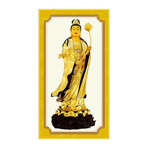 Tranh hình Phật Thế Giới Tranh Đẹp HPV_116