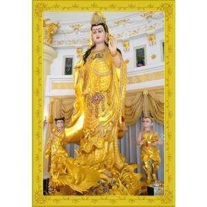 Tranh hình Phật Thế giới tranh đẹp HPV-13