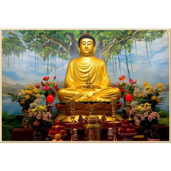 Tranh hình Phật Thế giới tranh đẹp HPV-10