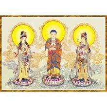 Tranh hình Phật Thế giới tranh đẹp HPV-44