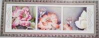 Tranh Hoa sen 5D194 -  3 bức
