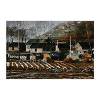 Tranh in canvas sơn dầu Thế Giới Tranh Đẹp Static-172 40 x 60 cm