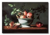 Tranh in canvas sơn dầu Static-013 - 40 x 60 cm