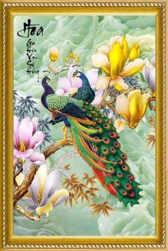 Tranh in Canvas VTC CV0022 - 100 x 50 cm