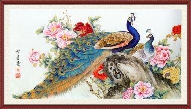 Tranh in Canvas VTC PT0018 - 100 x 50 cm