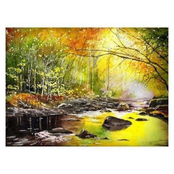 Tranh in canvas VTC LunaCV-0314 - cảnh đẹp thiên nhiên