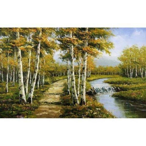 Tranh in canvas VTC LunaCV-0303 - cảnh đẹp thiên nhiên