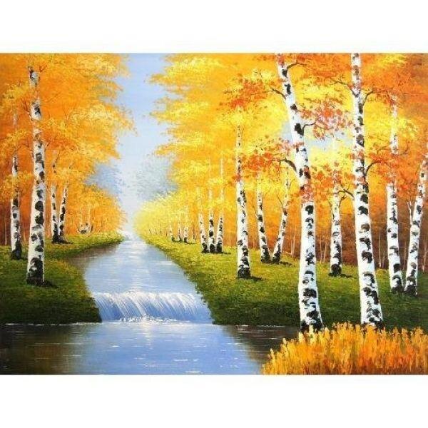 Tranh in canvas VTC LunaCV-0304 - cảnh đẹp thiên nhiên