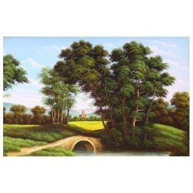 Tranh in canvas VTC  LunaCV-0345 - cảnh đẹp thiên nhiên