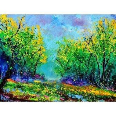 Tranh in canvas VTC LunaCV-0329 - cảnh đẹp thiên nhiên