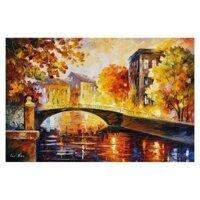 Tranh in canvas VTC LunaCV-0346 - cảnh đẹp thiên nhiên