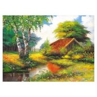 Tranh in canvas VTC LunaCV-0355 - cảnh đẹp thiên nhiên