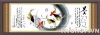 Tranh thêu chữ thập DLH-YZ587