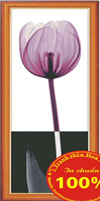 Tranh thêu chữ thập hoa DLH-YH275