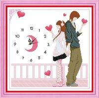 Tranh thêu tình yêu DLH-Y8115