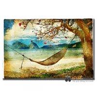 Tranh Treo Tường Canvas Suemall - Biển Đảo - CV140875